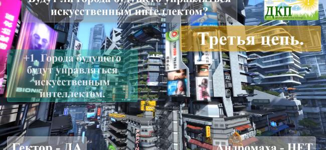 ИИ, искусственный интеллект, город будущего,